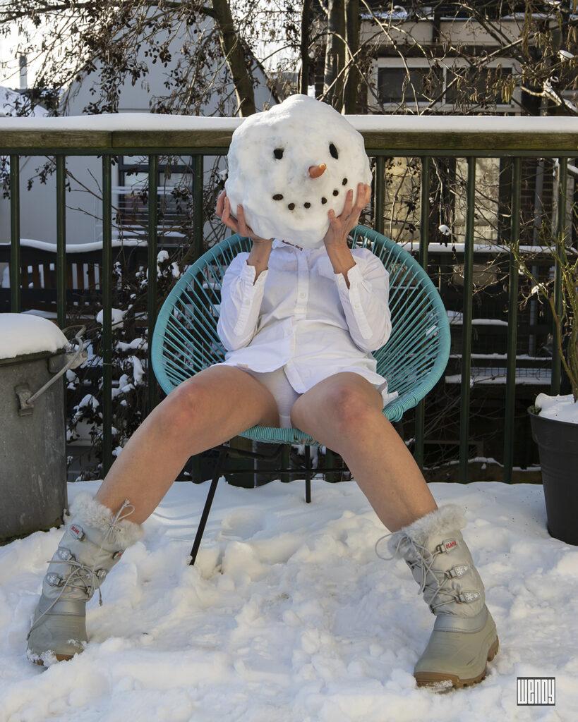 snow woman 2 2021